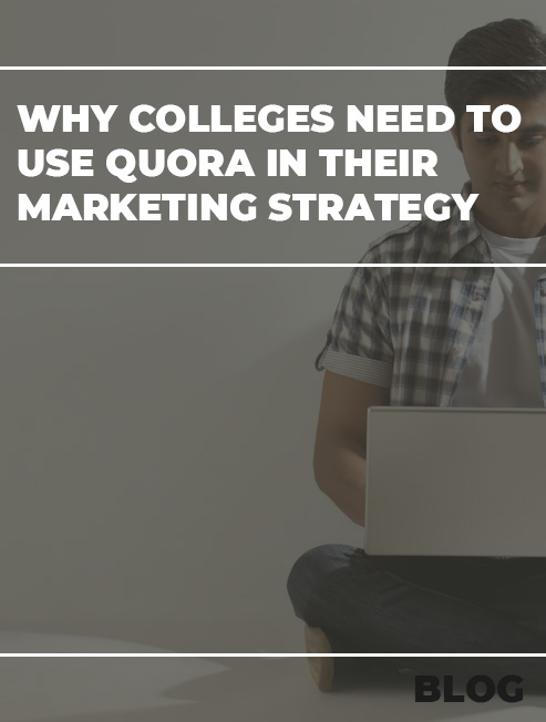 college marketing social media quora